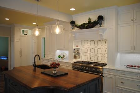 Sevier House - Cabinets Plus Design